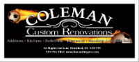 Coleman Custom Renovations
