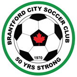Brantford City Soccer Club Logo