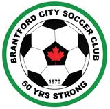 Brantford City Soccer Club Logo