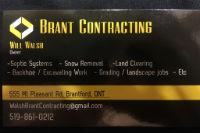 Brant Contracting Logo