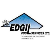 Edgil Pools Logo